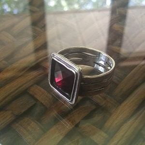 925 Silver Ring 7